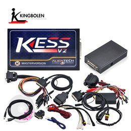 kESS V2 Newest V2.35 4.036 Hardware ECU chip tuning tool OBD2 Manager Tuning Kit AutoECU programmer DHL free Shipping