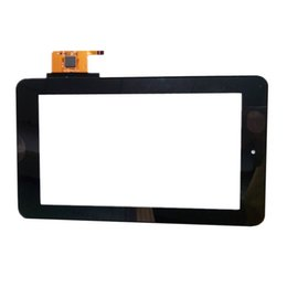 High Quality Touch Screen Glass Digitizer Replacement for HP Slate 7 Tablet Touch Panel free DHL