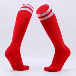 New Neutral Anti-Slip Soccer Socks Winter Ski Up Warmer Protection Socks Cycling Sports Leggings