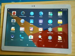 10 inch Android 5.1Tablet pc 4 GB RAM 32 GB ROM 8 núcleos Dual Câmeras 5.0MP 1280*800 IPS GPS WiFi Tablets Metal Case + Presentes