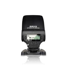 Descuento meike flash de la cámara Al por mayor-Meike MK320-F para Fujifilm Flash de cámara Flash compacto para Fuji XA1XE2XM1X100SL1000