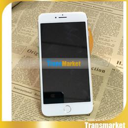 Gb pouces à vendre-Goophone i7 plus 5,5 pouces MTK6571 Dual Core Afficher 1G 256GB téléphone faux 4G lte Android 6.0 2G téléphoner téléphone clone 0 Bénéfices les moins chers