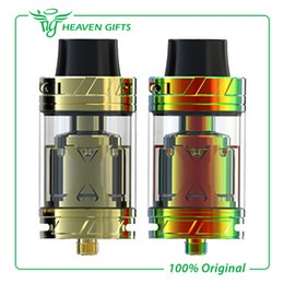 Wholesale IJOY MAXO V12 Subohm RTA TANK mlDesigned for Immense Vapor Production Top flip fill system Original