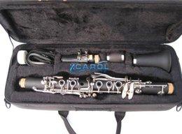 2016 clé eb Vente en gros-Advanced Nouvelle clarinette Eb clé Bon matériel et son bon marché clé eb