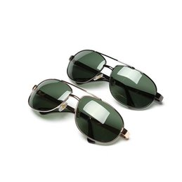 Descuento espejo de cristal clásico Tide Brand Gafas de sol al aire libre Pilot Polarized Gafas Metal Classic Retro Gafas de Sol Tide Mirror Ciclismo Deportes al aire libre Driving Fishing Glas