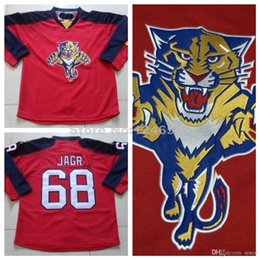 2016 New, Cheap 2015 New #68 Jaromir Jagr Jersey Florida Panthers Hockey Jersey Home Red Jaromir Jagr Panthers Jersey Top Quality For