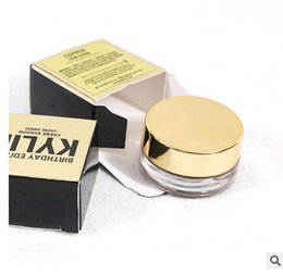 Kylie Eye Shadow Pearlescent Pearlescent Metal Color Copper & Rose Gold Make up Cosmetics free DHL