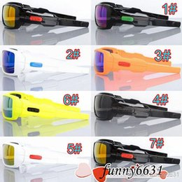Wholesale new mens Classic sunglasses womans nice glasses Sports sunglasses riding mirror Cool equipment colors