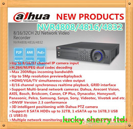 Hi-Def Recodage Vidéo Sécurité Easy Dahua Marque 32CH HDMI 1080p NVR4808 / 4816/4832 avec alarme 16ch en 8HDD pris en charge à partir de sécurité facile fabricateur