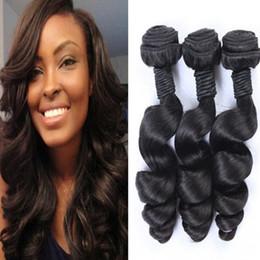 Cheap Unprocessed Brazilian Aunty Funmi Virgin Hair Weaves,Romance Spring Curly Human Hair Weft Aunty Funmi Hair Extension 3bundle lot Stock