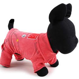 Большие костюмы для собак для продажи-Свободная перевозка груза собаки толстовки комбинезона для маленьких и больших собак костюмы осенние и зимние пальто куртки