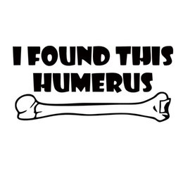Car Styling Funny Vinyl I Found This Humerus Vinyl Decal Car Truck Boat Cute Humor Decorative Art sticker