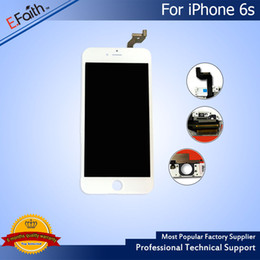 For Brand New White iPhone 6S Grade A+++ LCD Assembly 4.7 Inch Display With Touch Screen Digitizer Replacement & Free DHL Shipping