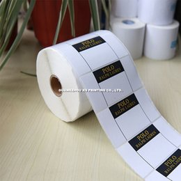 Custom Thermal Paper Labels Stickers, Dymo Labels Stickers Printer, Thermal Stickers Labels Printing, Lalbes Stickers for Supermarket Store