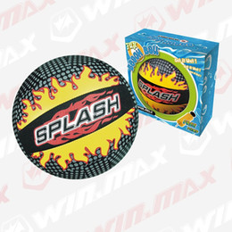 Wholesale Winmax Black Neoprene Beach Volleyball Ball With Free Pump