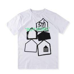 EU Size 2017ss New High Quality DOVER STREET MARKET T-Shirts 1:1 Men Women 100% Cotton Short Sleeves Casual Tee O-neck DOVER T-shirt