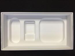 Versión de la calidad EU / US / UK de 20pcs AAAA para el iphone 6 caja vacía del embalaje del teléfono del paquete 6s con la etiqueta engomada manual sin los accesorios DHL libera la nave desde envío libre del iphone de la manzana proveedores
