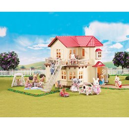 Wholesale Calico Critters Luxury Townhome