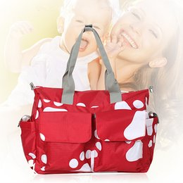 Wholesale CM Easy Clean Multi Function Stroller Diaper Bag For Nappy Bags Stroller Maternity Bag Baby Carriage Backpack For Mommy