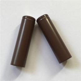 100% High Quality 18650 Battery 3000mAh 30A Rechargable Lithium Batteries For LG HG2 Vaporizer E cigarettes Vape Box mods