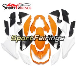 Injection Fairings For Kawasaki Z1000 10 11 12 13 2010 - 2013 ABS Plastic Motorcycle Fairing Kit Motorbike Cowlings Orange White Black