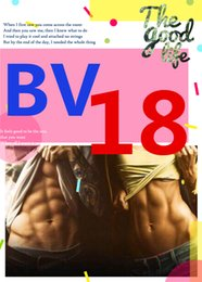 on Hot Sale New Routine Course BV 18 Aerobics Fitness Exercise Pull rope training small ball BV18 Video DVD + Music CD Free Shipping