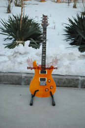 New Arrival Electric Guitar Vos HOT yellow OEM guitar(can customize the color)