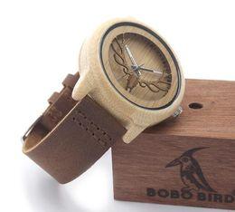 2017 bambo watch Fast free shipping Hot NEW BRAND wristwatch best gift