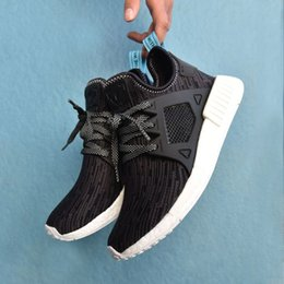 Wholesale Originals updates NMD with XR1 model coming to retailers NMD Primeknit R1 Runner x mastermind Camo Running Shoes Double Box