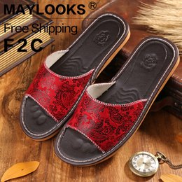2017 summer new fashion women's casual anti-skid comfortable flat sandals men soft bottom slippers free shiipping