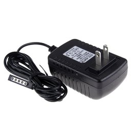 Promotion surface rt UE US Plug 12V 2A chargeur de batterie pc pour Microsoft Surface RT Chargeur de voyage Accueil Travel Charger Adaptateur DHL Livraison gratuite