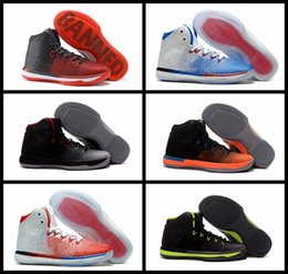 Wholesale Banned XXXI air Retro Fine Print mens basketball shoes s Sneakers retro XXXI Olympic sports shoes