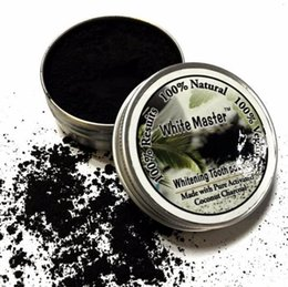 Wholesale Oral Whitening Tooth Bamboo Activated Charcoal Powder Decontamination Tooth Yellow Stain Smoke Tooth Stain Bad Breath Oral Care
