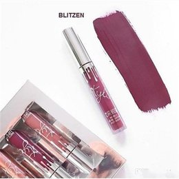 Wholesale 2017 Newest Kylie Holiday Edition Kit Matte kylie jenner Liquid lipgloss Collection Set For Christmas Gift from idea