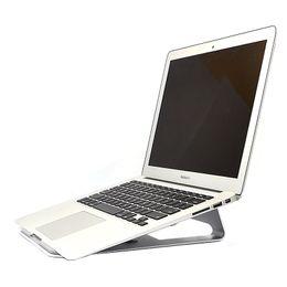 Wholesale Fashion aluminum flat panel computer bracket flat bracket cooling base bracket for inch Jumper Air Windows tablet pc