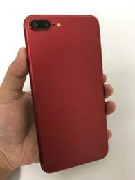 Pouces 1gb à vendre-Goophone i7 Plus Android 6.0 Smartphone 1 Go 8 Go Quad Core MTK6580 1920 * 1080 HD 5,5 pouces 8 MP caméra 3G WCDMA téléphones cellulaires