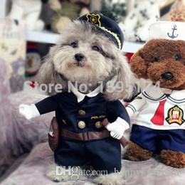 Головные уборы для собак Онлайн-Pet Doctor и Pinky Nurse Coat и Hat Dog Одежда для костюмов Смешные костюмы для кошек для щенков высокого качества