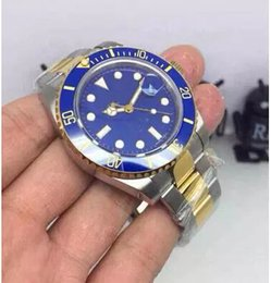 Wholesale - top luxury fashion brand watch automatic mobile watch series 116613 pound - 97203 mechanical watch