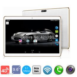 Ips tableta al por mayor en venta-Venta al por mayor 2017 la más nueva 9.6 pulgadas 4G Lte la PC dual de la tableta 5.1 de la cámara 5.0MP 4GB RAM 32GB ROM de la tableta 10.1 inch 1280 * 800 IPS + Gifts