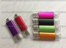 Disque flash haute vitesse en Ligne-1PCS 128GB / 256GB / 512GB / 1TB / 2TB OTG usb flash drive / pendrive USB2.0 / OTG memory stick / High Speed Disque de stockage externe / U disk