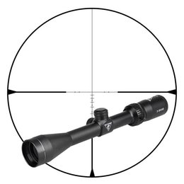 Wholesale High Quality Black Color Tactical X X Magnification x40 Rifle Scope For Wargame CS Outdoor Sport CL1