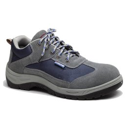 Wholesale Safety Shoes Work Boots PU Soles Anti smashing Anti puncture Comfortable Lightweight Oil Resistant Acid alkali Resistant Anti static
