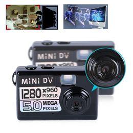 Compra Online Las mini cámaras digitales-32GB mini DV DVR más pequeño 5MP cámara digital videocámara grabadora de audio portátil videocámara para los deportes al aire libre envío gratuito
