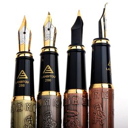 Wholesale holy glyph bend relief calligraphy art pen calligraphy pen The gifts were two Nib