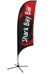 2017 bannières plumes drapeau 2017 en gros Utilisation promotionnelle Exposition publicitaire exposition bannière extérieure Plume Drapeau Flying Beach Flag banner stand Teardrop bon marché bannières plumes drapeau