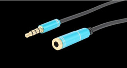 Wholesale Universal GB American audio cable Standard conversion line mm universal mobile phone headset audio adapter mm for iphone