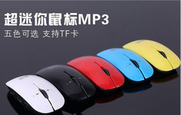 Mp3 mémoire lecteur 1gb en Ligne-Vente en gros - Livraison gratuite Nouveau lecteur MP3 portable original avec 5 couleurs Candy Pas de lecteur de carte mémoire avec slot TF