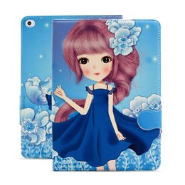 Case for ipad mini 2 3 4, cartoon cute 360 degree protection drop protection sleeve ipad mini 2 3 4