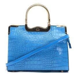2018 new arrival women's casual genuine leather calfskin hobos hot sale handbag shoulder messenger bag fashion tote bag