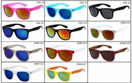 Gafas de diseño fresco en Línea-Verano Ciclismo de gafas de sol de buena calidad diseñador gafas de sol mujer de moda mens montando gafas de sol Conducción gafas espejo de viento Cool sun glasses